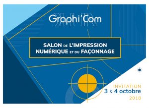 Salon Graphi'Com 2018