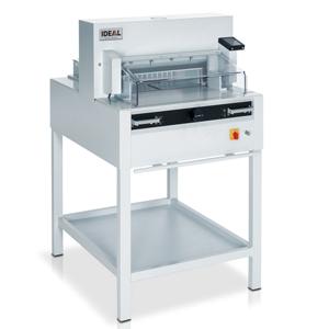Massicot électrique à pression automatique IDEAL 4855