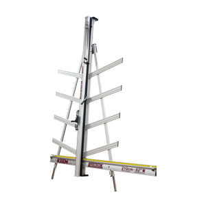 Coupe verticale SteelTraK