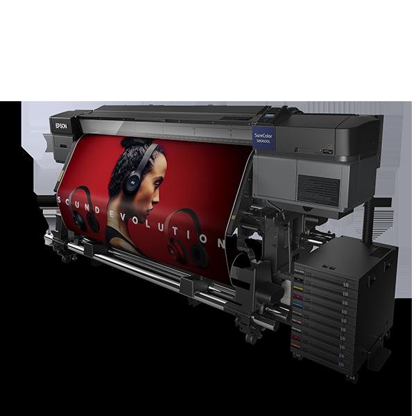 Epson LFP Eco-solvant                   SureColor SC-S60600L                                                         et SC-S80600L