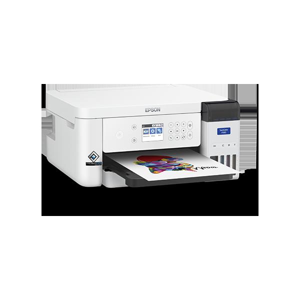 Epson : Imprimante à sublimation A4 – SureColor SC-F100